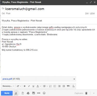 przykladowy mail